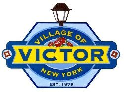 Village Logo Blue and Gold