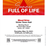 Blood Drive TH 05132021