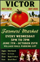 farmers market flyer